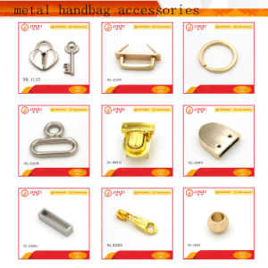 Factory Direct Wholesale All Kinds of Metal Stamping Bags Hardware Accessories, Hardware Fitting, Metal Fabricatio for Bags pictures & photos