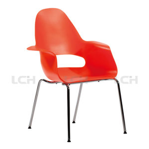 Cheap and High Quality Design Plastic Leisure Chair pictures & photos