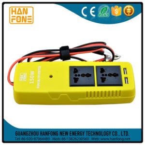 150W Car Inverter with 2000mA USB Charger (MTA150) pictures & photos