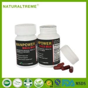 Herbal Maca Pills Power Man Tablet with L-Arginine Powder pictures & photos