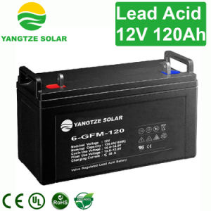 Yangtze Power 12V 120ah SMF VRLA Batteries UPS pictures & photos