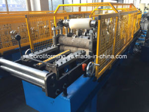 No Press Step Type Ridge Cap Roll Forming Machine pictures & photos