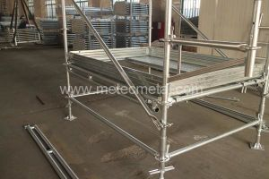 Clamp Braces for Ringlock Scaffolding pictures & photos