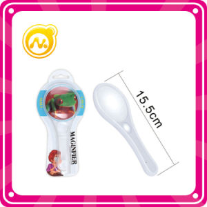 Funny Magnifying Glass Plastic Toy 60 Magnifying Glass for Child