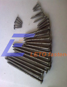 DIN97-Slotted Countersunk Head Wood Screws pictures & photos
