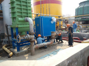 Plate Heat Exchanger for Oil Heating Water pictures & photos