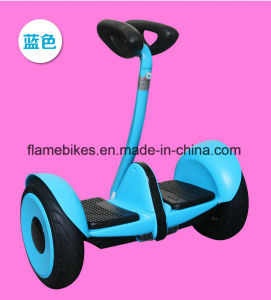 2 Wheel Electric Standing-up Scooter with 36V/4.4ah Lithium pictures & photos