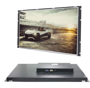 Touch Open Frame Monitor Support VGA/DVI/HDMI, Installation at Ease pictures & photos