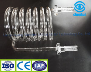 High Quality Spiral Quartz Glass Tube pictures & photos