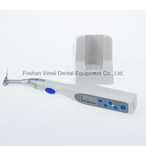 LCD Cordless Endo Motor Root Canal Endo Mate pictures & photos