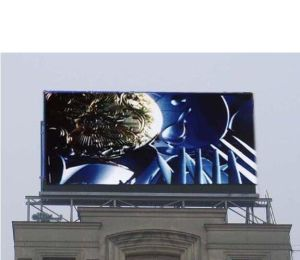 Outdoor P10 Advertising LED Display pictures & photos