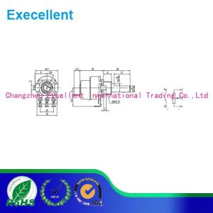 Rotary Potentiometer Suitable for Various Control Applications pictures & photos
