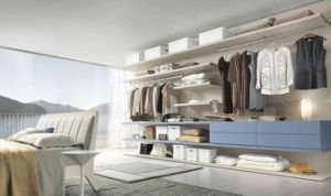 PVC Bedroom Furniture Walk in Wardrobes pictures & photos
