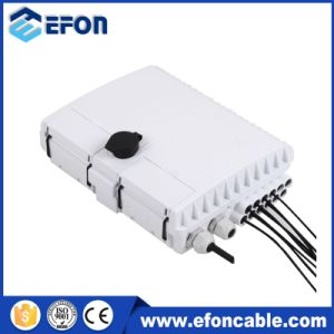 8 Port Fiber Optic Termination Boxes with Un-Cutting Cable pictures & photos