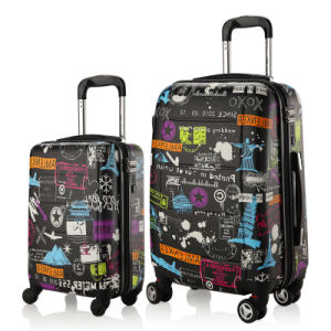 fashion Waterproof Lady Trolley Bag pictures & photos