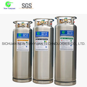 2.0MPa Working Pressure 175L Volume Liquid Nitrogen Cylinder pictures & photos