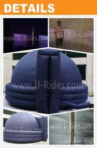 Inflatable Planetarium Dome Tent for Projection pictures & photos