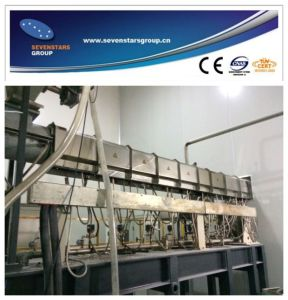 PP PS PC Acrylic ABS Plastic Sheet Extrusion Machine pictures & photos