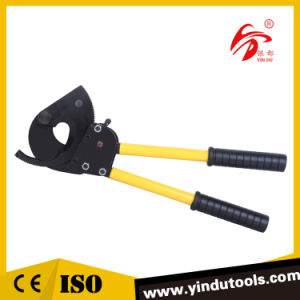 Cu-Al Ratchet Cable Cutter (CC-400) pictures & photos