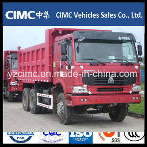 Sinotruk HOWO 6X4 371HP Tipper Truck 20cbm Dumper Truck for Philippines pictures & photos