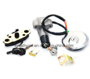 Lock Set Gt125 with High Quality of Motorcycle Parts pictures & photos
