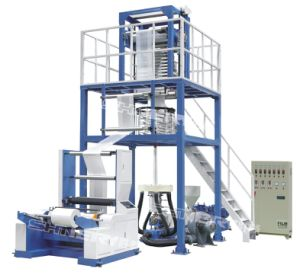 HDPE High Speed Film Blowing Machine Unit (YT/H-G) pictures & photos