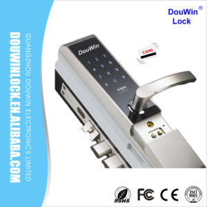 Security Card Digital Home Lock with Touch Screen pictures & photos