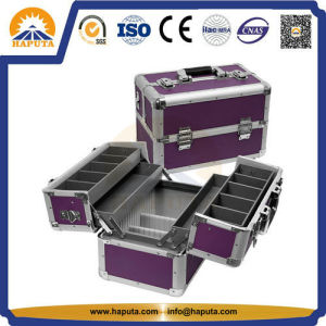 Multi-Function Aluminium Beauty Case (HB-3210) pictures & photos