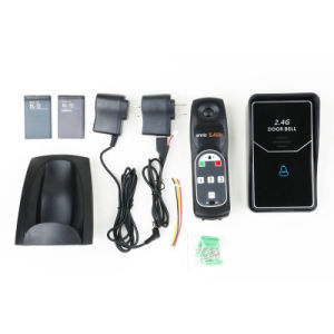 2.4G Digital Wireless Intercom System Doorbell Wireless Remote Unlock pictures & photos