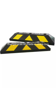 Rubber Wheel Chock pictures & photos