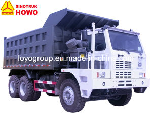 Sinotruk HOWO 6X4 Giant Mining Dump Truck with 420HP pictures & photos