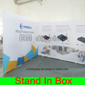 DIY Portable Variety Reconfiguration Exhibition Booth Construction for Tradeshow pictures & photos