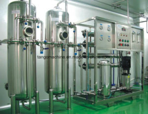 Reverse Osmosis System Water Purifier for Pure Mineral Water Making pictures & photos
