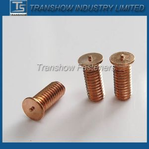 High Quality Copper Plating Spot Weld Stud pictures & photos