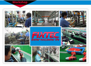 Fixtec Power Tool 450W Random Orbit Sander, Rotary Sander of Sanding Machine pictures & photos