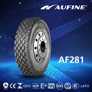 Highway All Steel Truck Tire From Aufine (295/80R22.5) pictures & photos