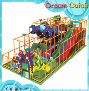 High Quality Customizable Indoor Amusement Park Playground with Ce TUV ISO pictures & photos