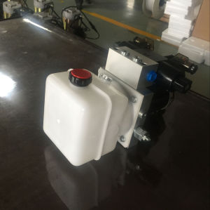 DC 24V 500W Mini Hydraulic Power Pack pictures & photos