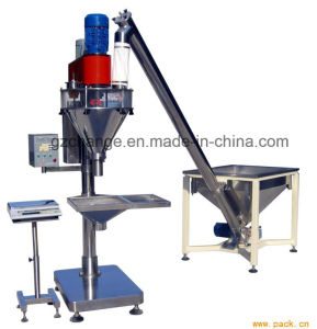 Powder Lift Loader Machine with Auger System pictures & photos