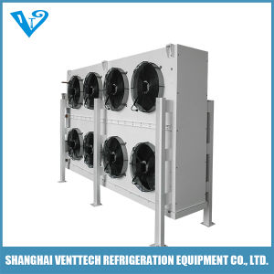 Vertical Flat Structure Side Air Blow Dry Cooler pictures & photos