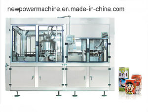 Pet/Aluminium Pop-Top Can Beverage Machine (GD, FBZ) pictures & photos