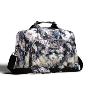 Promotional Business Travel Bag, Casual Luggage Bag, Durable Trolley Bag with Shoulder Belt pictures & photos