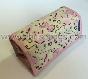 Polyester/PVC Cosmetic Bag for Women pictures & photos
