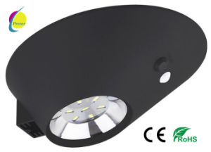 New Style Good Quality IP65 PIR Solar LED Wall Light with CE RoHS pictures & photos