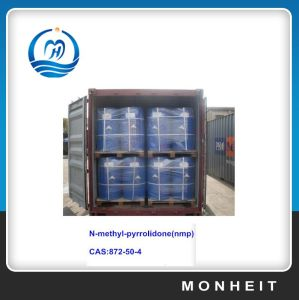 99.8% Industry Grade N-Methyl Pyrrolidone with High Quality pictures & photos