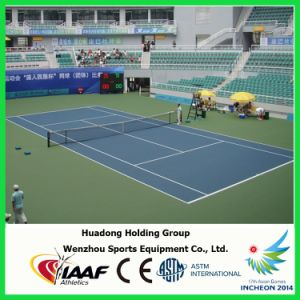 Badminton Court Mat Sports Floor, Outdoor Rubber Flooring pictures & photos