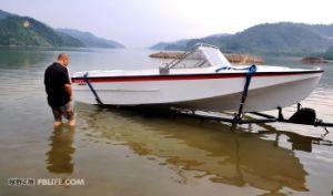 Aluminium Boat Altai580 pictures & photos