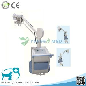 Hospital Cheap Model Ysx50m Mobile 3kw 220V 50mA Animal X-ray Machine pictures & photos