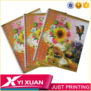 Wholesale Stationery Exercise Book Paper Spiral Notebook (BV and SGS certificates) pictures & photos