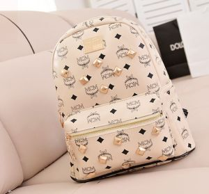 (KL280) Customized Leisure PU Backpack Ladies Fashion Backpack Bags for Shopping